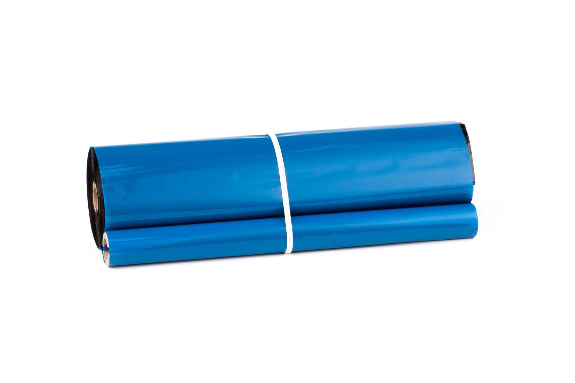 Ruban de telecopieur (alternatif) compatible à Brother PC 102 RF / Twinpack / Brother FAX 1150 P / 1200 P / 1700 P / Intellifax 1150 / 1200 / 1250 / 1350 / 1450 / 1550 / 1700 etc.