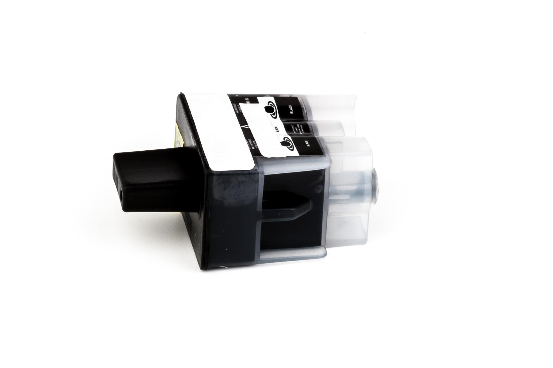 Encre (alternatif) compatible à Brother LC900 noir
