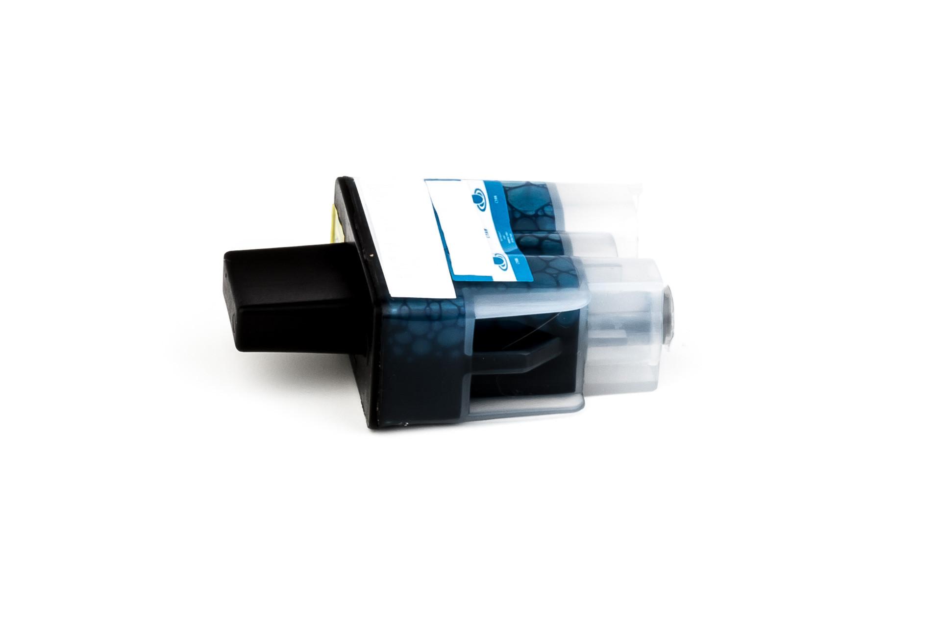 Encre (alternatif) compatible à Brother LC900 cyan
