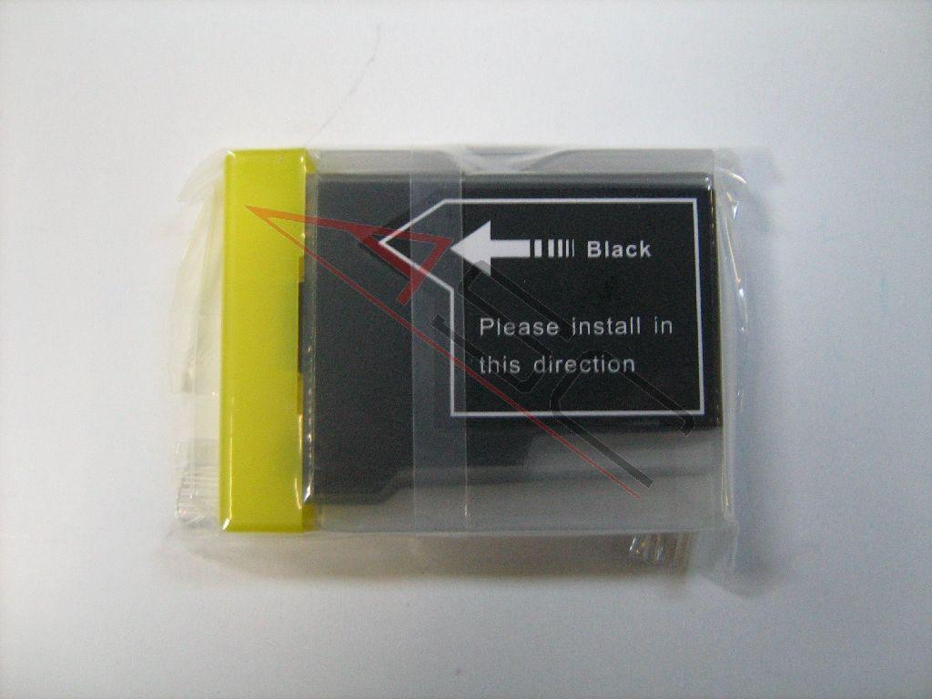 Encre (alternatif) compatible à Brother LC1000 noir