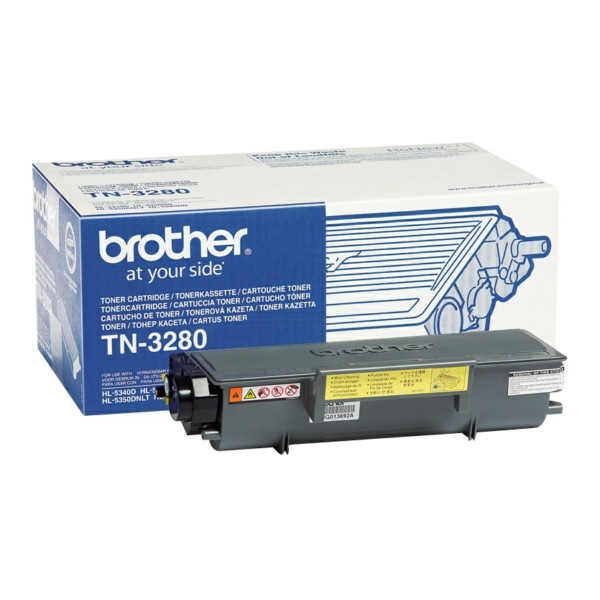 Original Toner schwarz Brother TN3280 schwarz