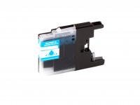 Encre (alternatif) compatible à Brother DCP-J 525 W / 725 W / 925 W / MFC-J 6510 DW / 6710 DW / 6910 DW // LC-1240 C / LC1240 cyan