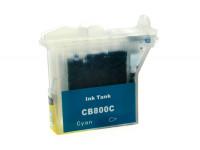 Bild für den Artikel IC-BRO800cy: Alternativ-Tinte BROTHER LC800C in cyan