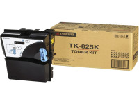 Original Toner noir Kyocera 02FZ0EU0/TK-825 K noir
