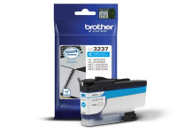Original Cartouche d'encre cyan Brother LC3237C cyan