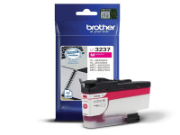 Original Cartouche d'encre magenta Brother LC3237M magenta