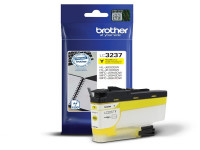 Original Cartouche d'encre jaune Brother LC3237Y jaune