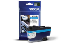 Original Cartouche d'encre cyan Brother LC3239XLC cyan