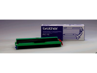Original Thermo-Transfer-Rolle Brother PC75 schwarz