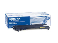 Original Toner schwarz Brother TN2005 schwarz