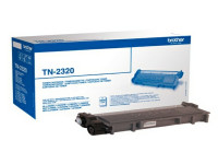 Original Toner schwarz Brother TN2320 schwarz