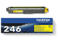 Original Toner gelb Brother TN246Y gelb