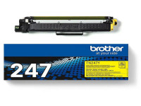 Original Toner jaune Brother TN247Y jaune
