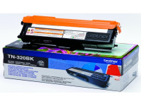 Original Toner schwarz Brother TN320BK schwarz