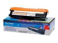Original Toner cyan Brother TN328C cyan