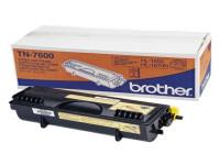 Original Toner schwarz Brother TN7600 schwarz