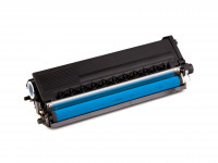 Cartouche de toner (alternatif) compatible à Brother TN 328 C / TN328C - HL 4570 CDW / HL 4570 Cdwt / MFC 9970 CDW / DCP 9270 CDN cyan