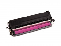 Cartouche de toner (alternatif) compatible à Brother TN 328 M / TN328M - HL 4570 CDW / HL 4570 Cdwt / MFC 9970 CDW / DCP 9270 CDN magenta