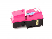 Cartouche de toner (alternatif) compatible à Kyocera/Mita - 1T02FZAEU0 /  TK825Y /  TK-825 Y - KM-C 2520 jaune