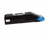 Cartouche de toner (alternatif) compatible à Kyocera/Mita TK-855 C / TK855C / für Taskalfa 400 CI / Taskalfa 500 CI / Taskalfa 552 CI cyan