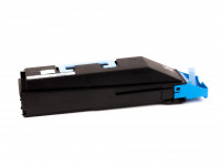 Cartouche de toner (alternatif) compatible à Kyocera/Mita TK-865 C / TK865C / für Taskalfa 250 CI / Taskalfa 300 CI cyan